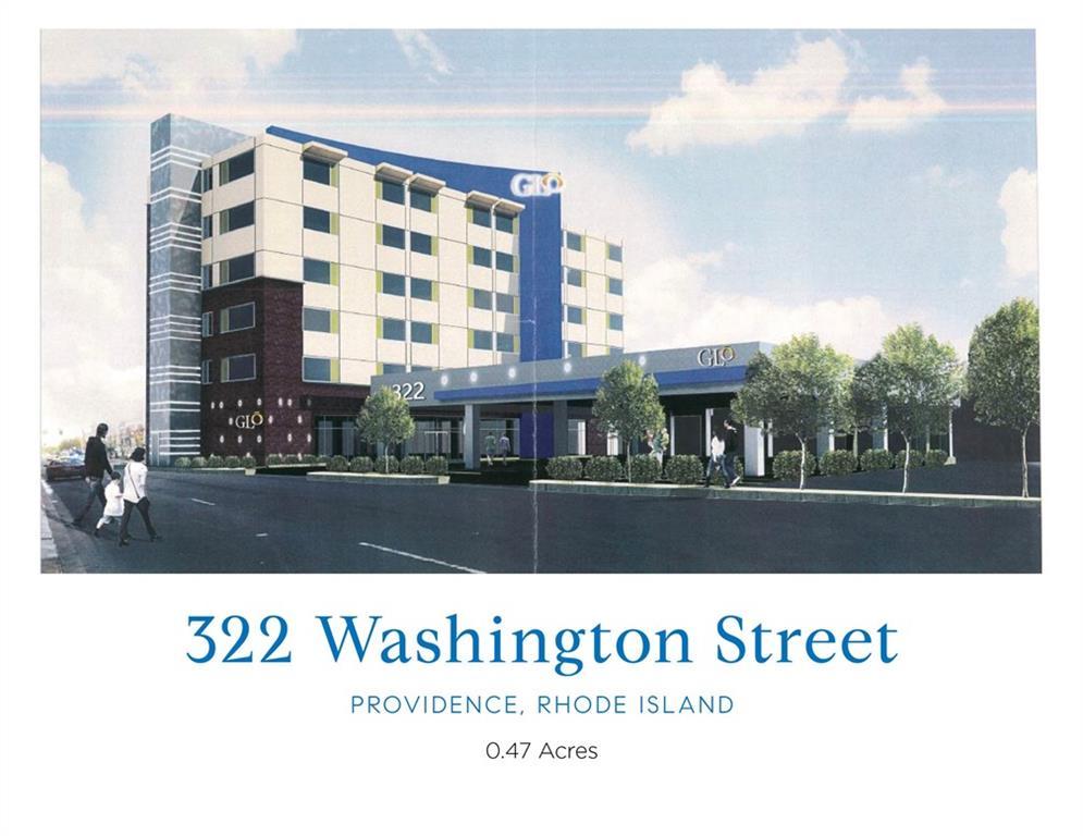 322 Washington Street, Providence