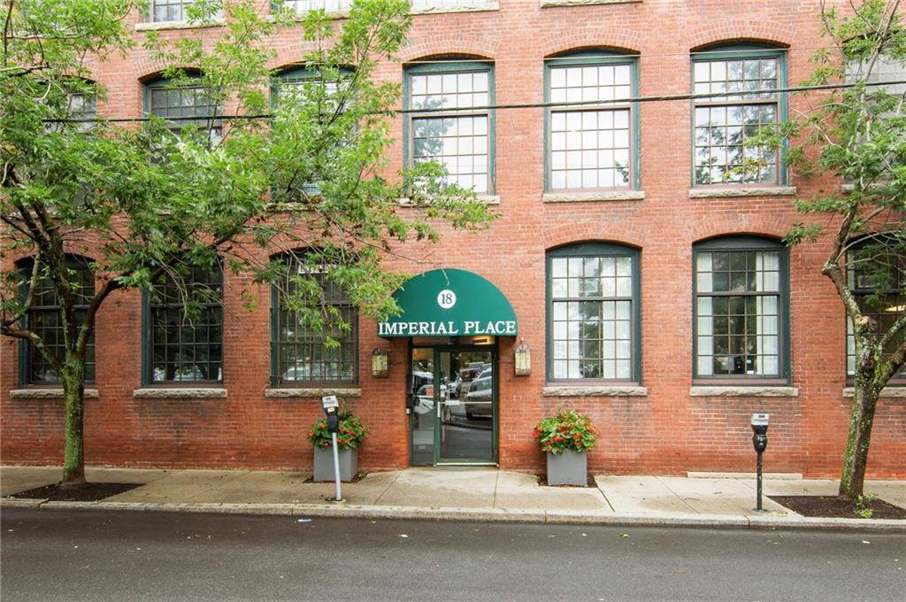 18 Imperial Place, Unit#5c, Providence