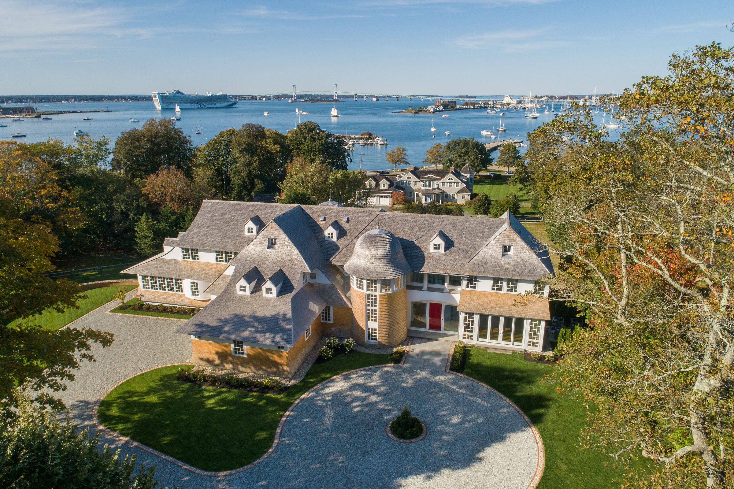 Home on Chastellux Avenue in Newport sells for $7.1 million