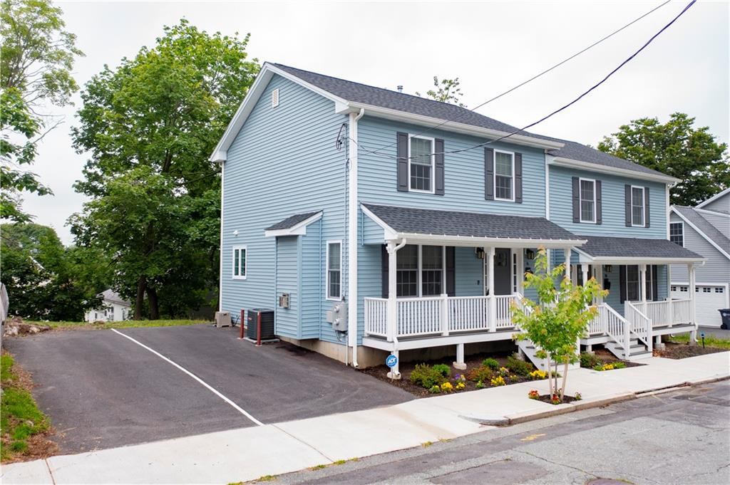 8 Western Street, Unit#1, Providence