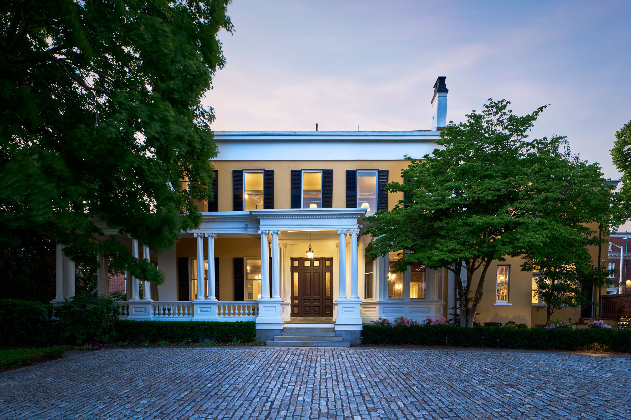 House Lust: Inside the Moses Brown Ives House, one of the Priciest Properties in the City