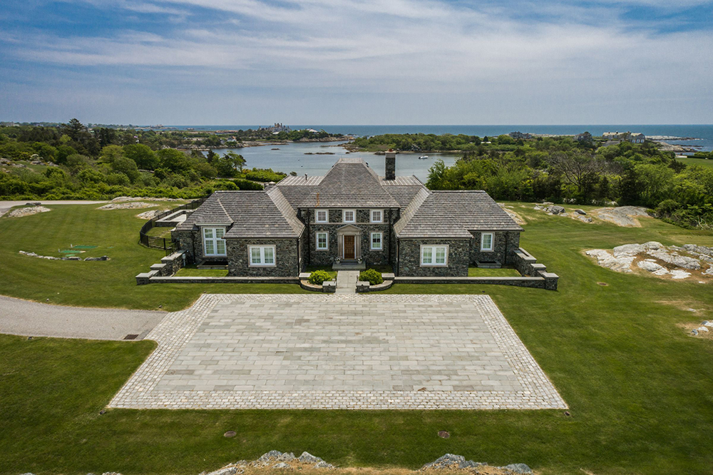 Toppa and Kirton of Lila Delman Compass sell 339 Ocean Avenue property for $16m in Newport
