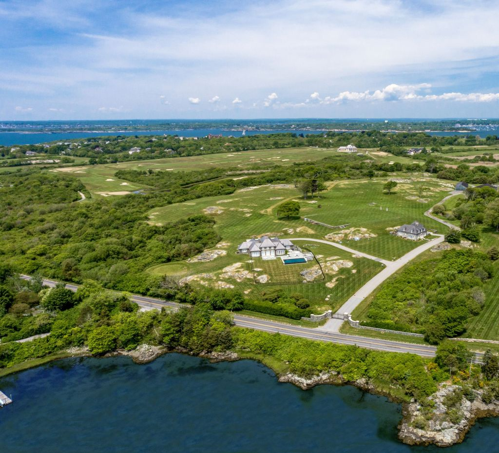 'Seaward' estate on Ocean Drive sells for $16 million